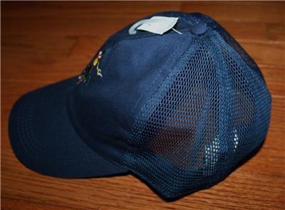 4fc4cdd9bc7 NEW NWT GAP Dancing Hula Dancer Baseball Cap Mesh Trucker Snapback Hat OSFA   G2