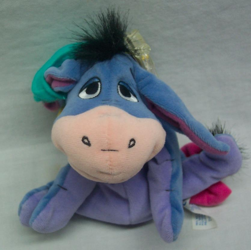 Pleasant Details About Winnie The Pooh Sweet Dreams Eeyore Bean Bag 6 Stuffed Animal Toy Mattel New Unemploymentrelief Wooden Chair Designs For Living Room Unemploymentrelieforg