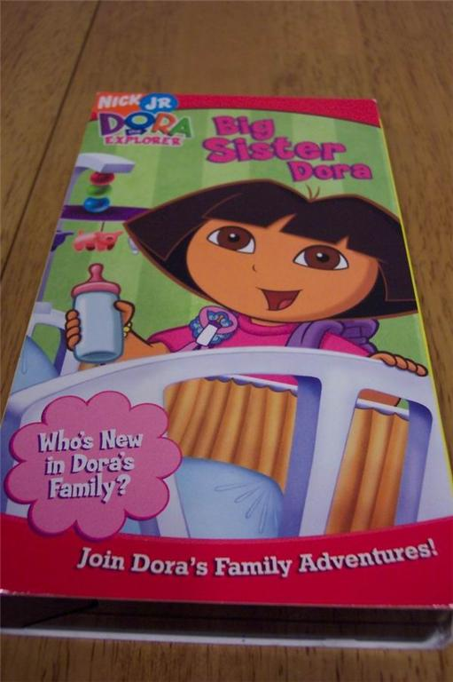Dora Vhs Pictures to Pin on Pinterest - ThePinsta
