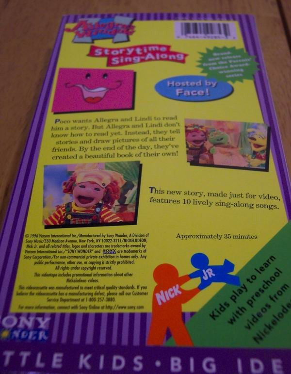Most Design Ideas Nickelodeon Vhs Pictures, And Inspiration