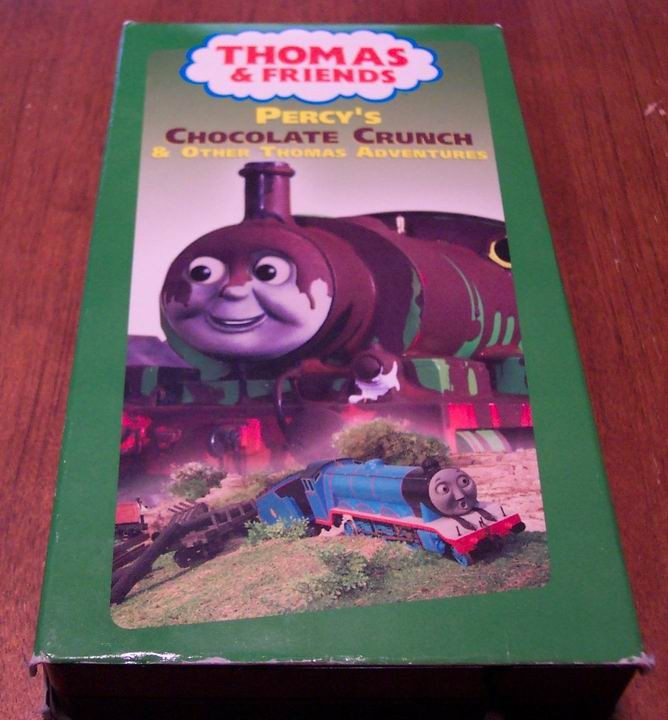 Thomas The Tank Engine Friends Percy's Chocolate Crunch ...