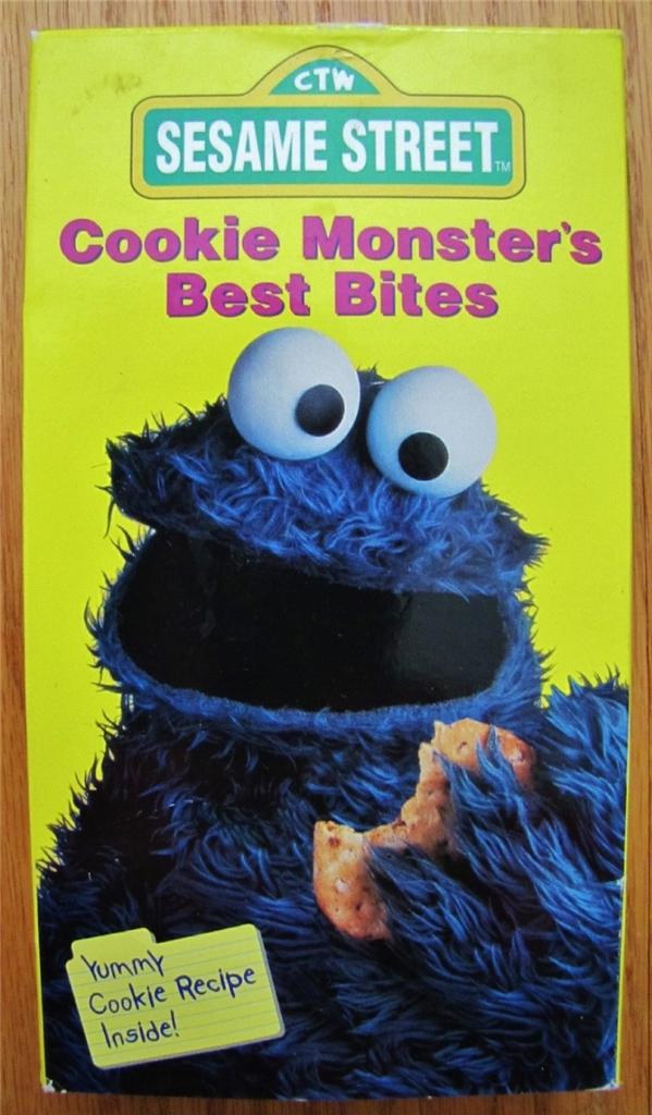 Sesame Street Cookie Monster Best Bites | Car Interior Design