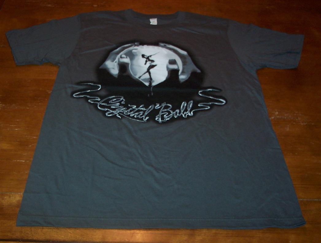 STYX CRYSTAL BALL DANCER Hard Rock BAND CLASSIC ROCK Band Concert TOUR T-Shirt