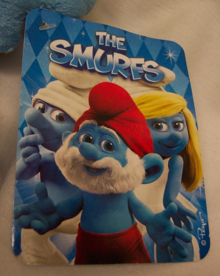 "2014 Kellytoys The Smurfs Smurfette Witch Hallowee 12/"" Plush Stuffed Animal Toy"