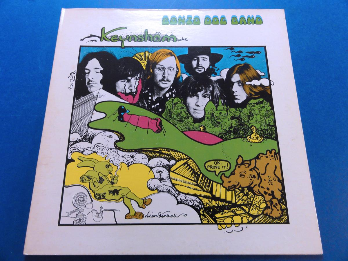 Bonzo Dog Band Keynsham Imperial Usa Orig Lp Nr Mint