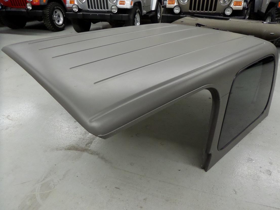 jeep wrangler oem mopar khaki hardtop hard top tj 1997 2006 ebay. Black Bedroom Furniture Sets. Home Design Ideas