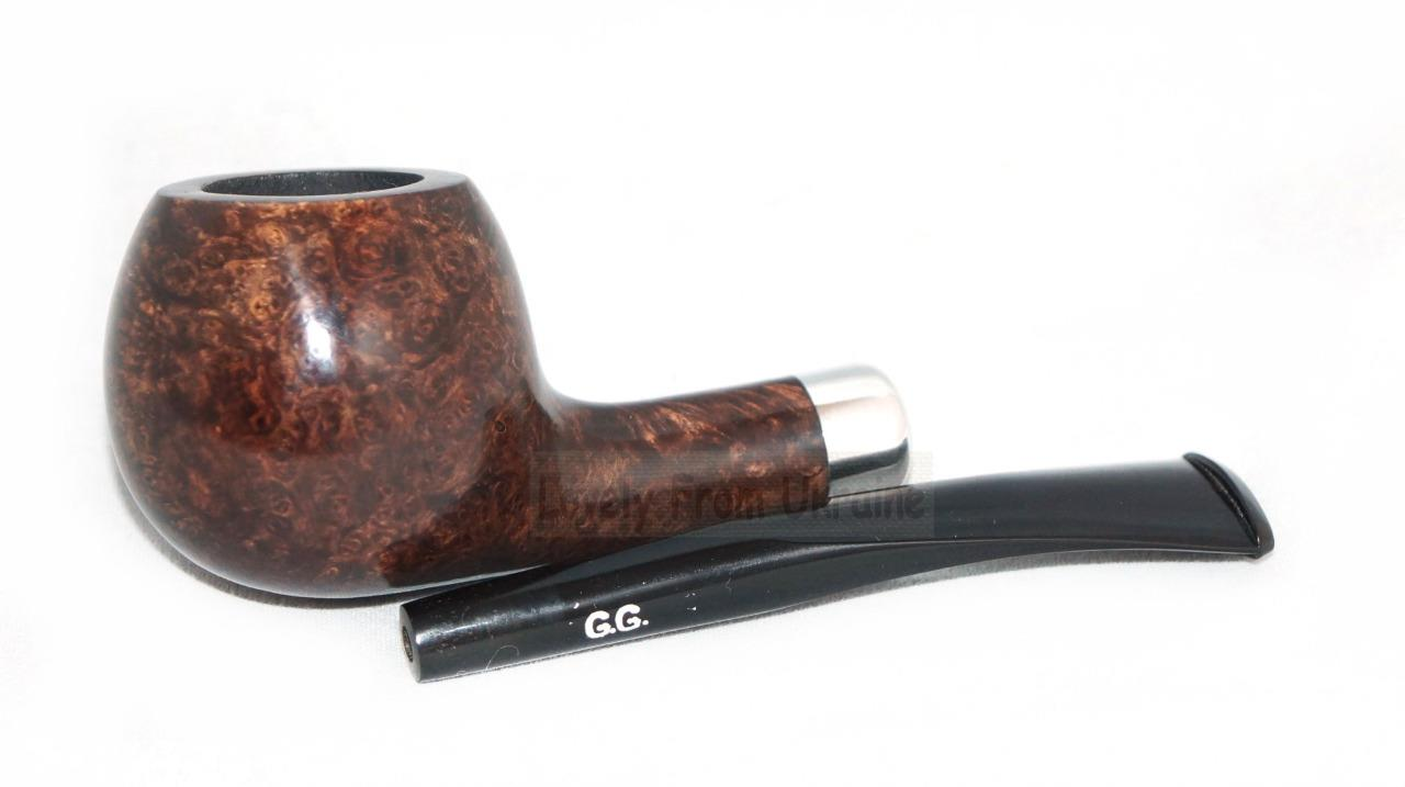 Nib briar tobacco smoking pipe pipes spigot military for What pipes to use for plumbing