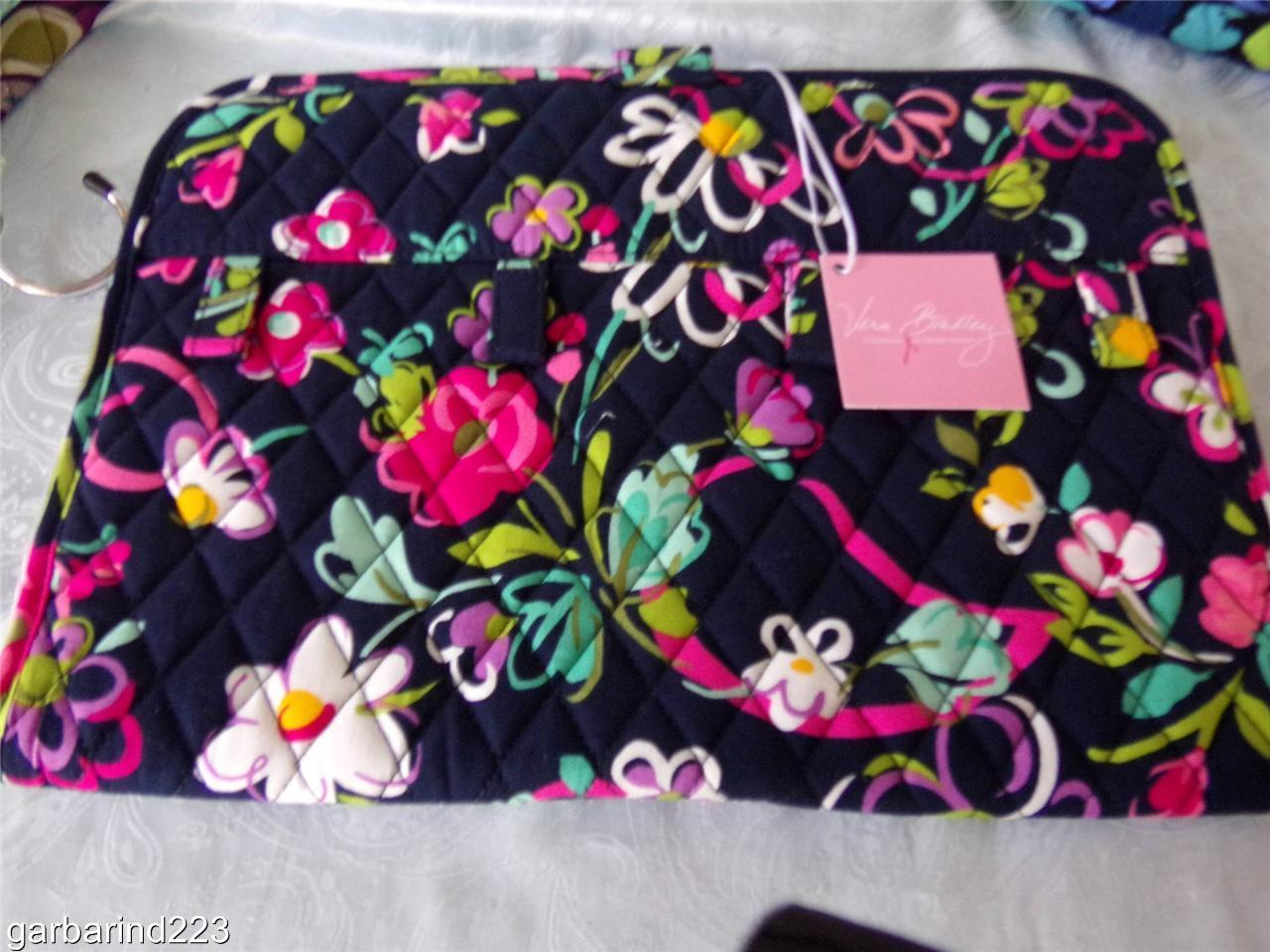 NWT Vera Bradley Keep It Up Organizer Hanging Jewelry Organizer