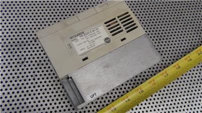 Mitsubishi FR-E520-0.4K-N1 Inverter 3PH 1//2HP 3Amp Excellent