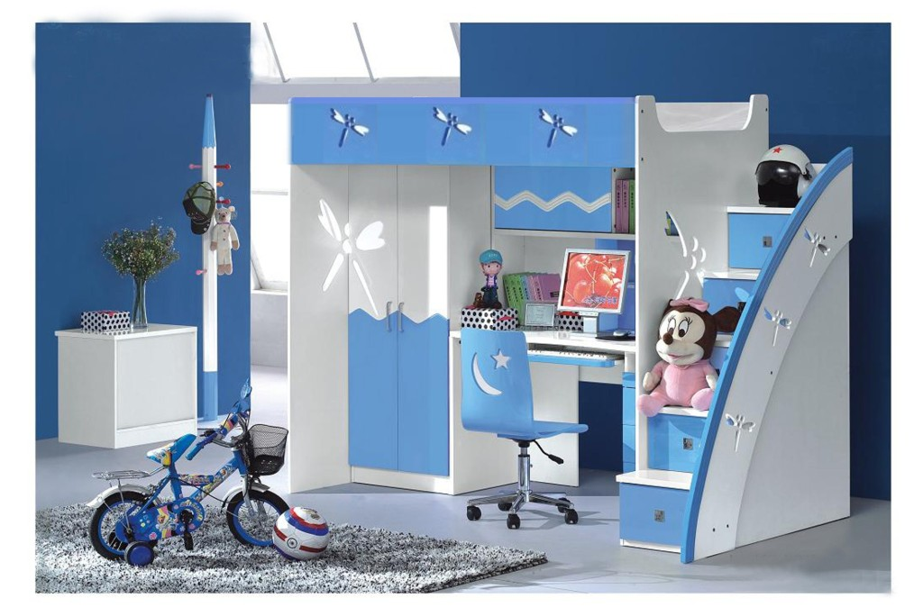 Inspiring Home Design: Boys Bedroom Furniture