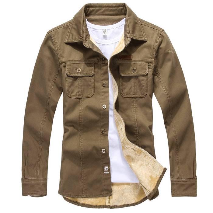 Womens Sherpa Lined Denim Jacket