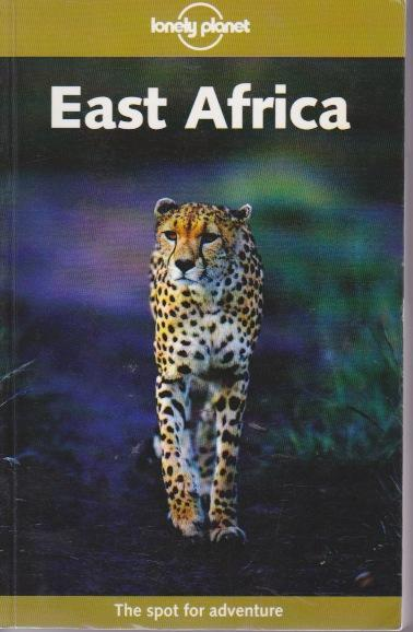 East Africa Lonely Planet Tourist Guide Kenya Tanzania Uganda | eBay