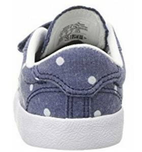 Details about Converse Kids Shoes Breakpoint Blue Denim Sneakers Polka Dot Toddler 760758F NEW