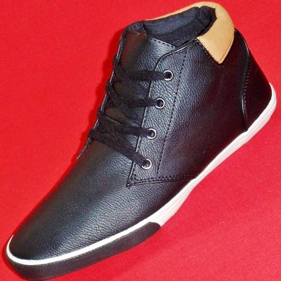 NEW Men's APT 9 BRYCEN Black/Brown Lace up Fashion Casual ...