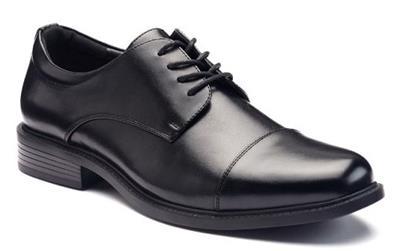 Croft & Barrow® Affleck Men's ... Ortholite Cap-Toe Dress Shoes 9MHIW