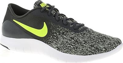 Men's NIKE FLEX CONTACT Gray+Green Athletic Casual Sneakers Shoes 908983 NEW