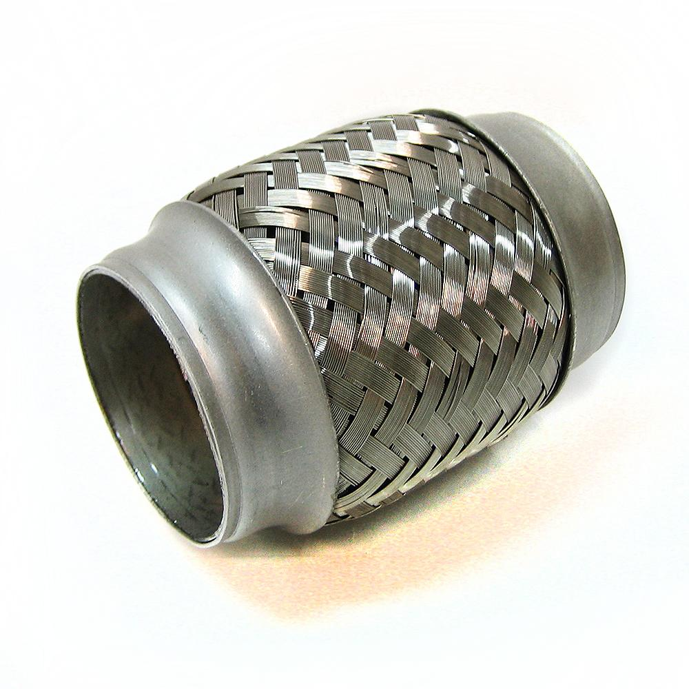 2 5 Flexible Exhaust Pipe : Quot exhaust flexi pipe flex joint mm