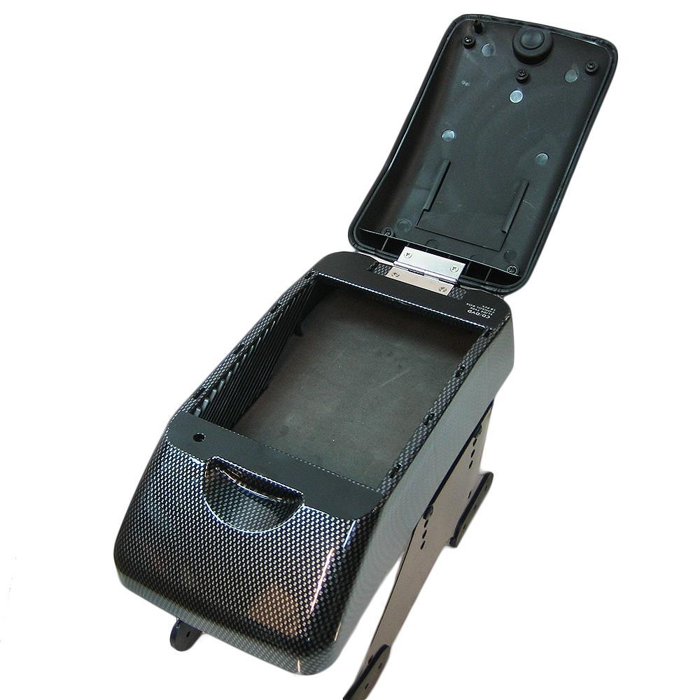 accoudoir console centrale faux cuir pour renault kangoo modus rapide symbole. Black Bedroom Furniture Sets. Home Design Ideas
