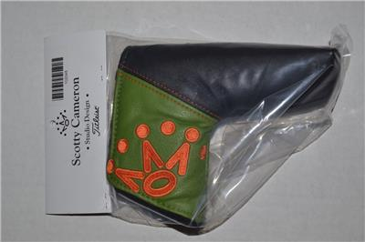 Details about Scotty Cameron 2019 Masters Pathfinder Putter Headcover Brand  New Sold Out