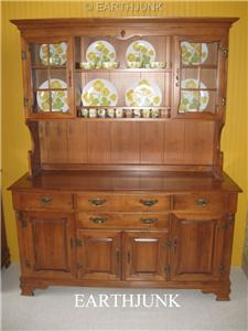 Tell City China Cabinet | Bar Cabinet