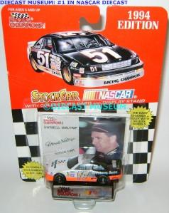 Greenlight Car Insurance >> DARRELL WALTRIP #17 WESTERN AUTO 1994 STOCK CAR NASCAR