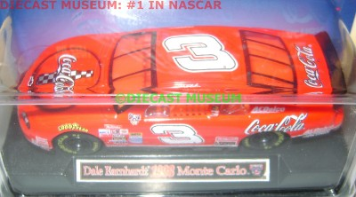 Greenlight Car Insurance >> DALE EARNHARDT SR #3 COCA-COLA COKE 1:43 DIECAST RARE!!