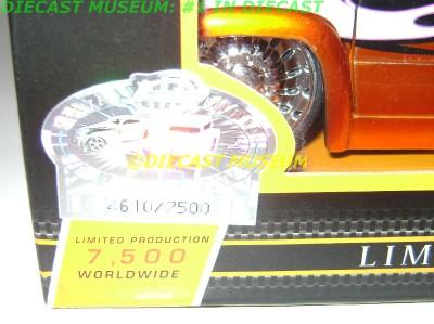 1999 '99 Chevy Silverado Truck Dooley Dually Collectors Diecast RARE