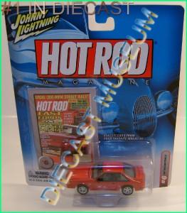 1987 87 Ford Mustang GT 5 0 Fox Body Hot Rod Magazine JL Johnny