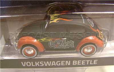 1951 51 Vw Volkswagen Beetle Bug Flames Gas Monkey Garage