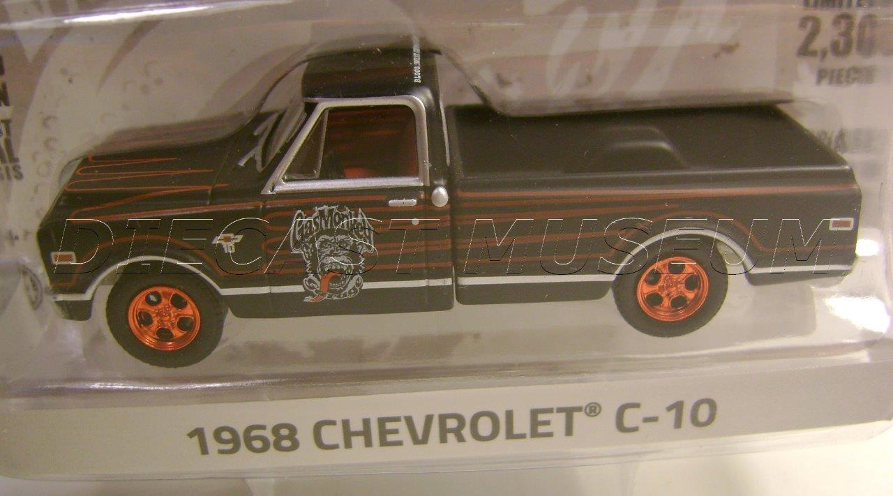 1968 68 Chevrolet C10 Pickup Truck Gas Monkey Garage Greenlight Chevy Thanks For Looking