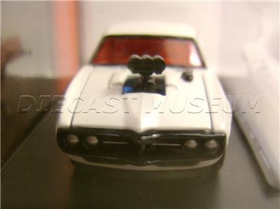 Pontiac Firebird 400 H.O COMP CAMS  1968  M2  1:64  OVP  NEU