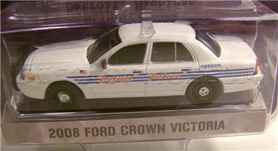 Ford Crown Victoria 2017 >> Details About 2008 08 Ford Crown Victoria Detroit Michigan Hot Pursuit Greenlight 2017