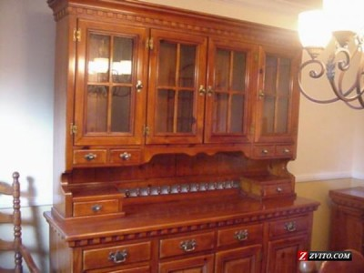 Link Taylor Antique Colonial Pine Quot Solid Wood Quot Dining Ebay