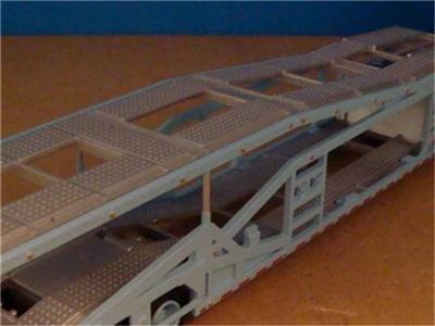 Peterbilt Semi with Auto Transport Trailer 1/64 Scale Ltd Edt 14