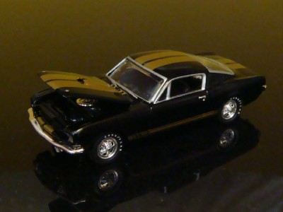 Hot Wheels 66 Hertz Shelby Mustang GT 350H 1/64 Scale Ltd Edit 7