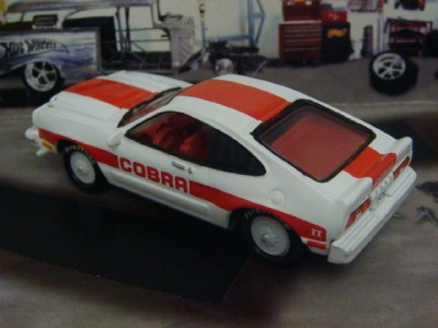 78 Ford Mustang Cobra II 1 64 Scale Limited Edition See Detailed Photos Below