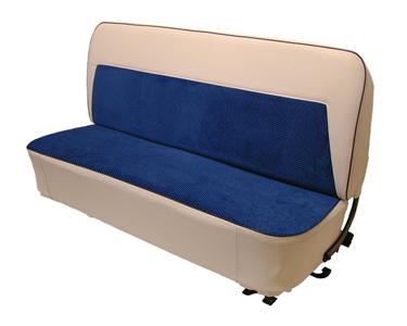 55 56 57 58 59 Chevy Pickup Bench Seat Cover Upholstery