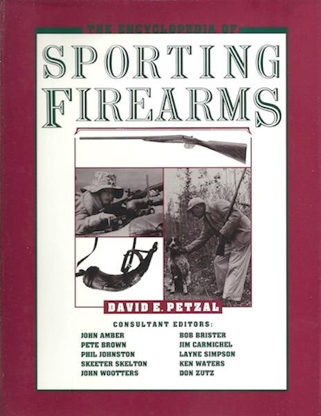 Image for Encyclopedia of Sporting Firearms