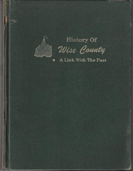 Image for Wise County history: A link with the past