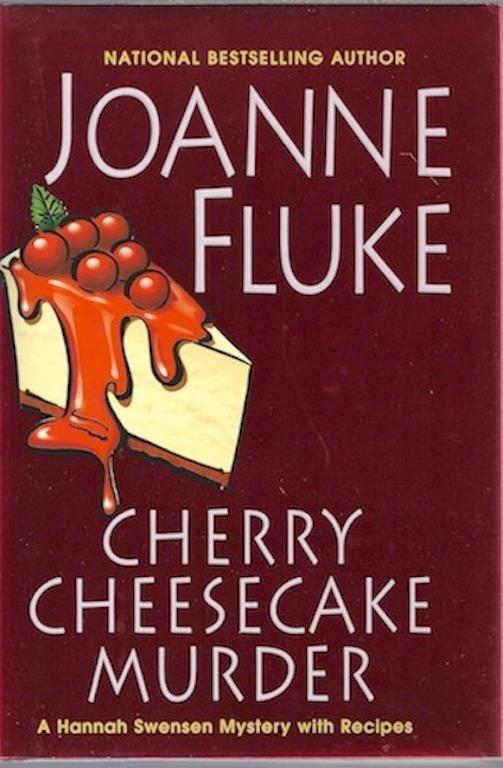 Image for Cherry Cheesecake Murder (Hannah Swensen Mysteries) [Hardcover] by Fluke, Joanne