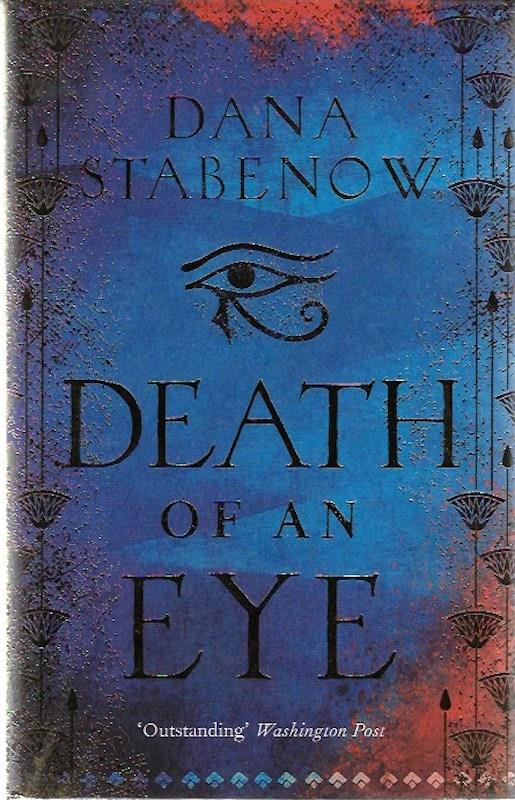 Death of an Eye (Eye of Isis Mysteries) SIGNED