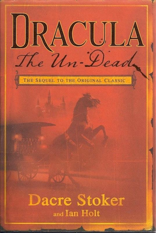 Image for Dracula: The Un-Dead