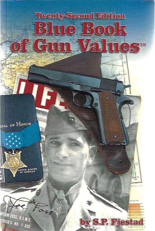 Image for Blue Book of Gun Values (Blue Book of Gun Values, 22nd ed)
