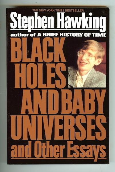 Black Holes and Baby Universes Stephen Hawking [Paperback] by Hawking, Stephen, Stephen Hawking