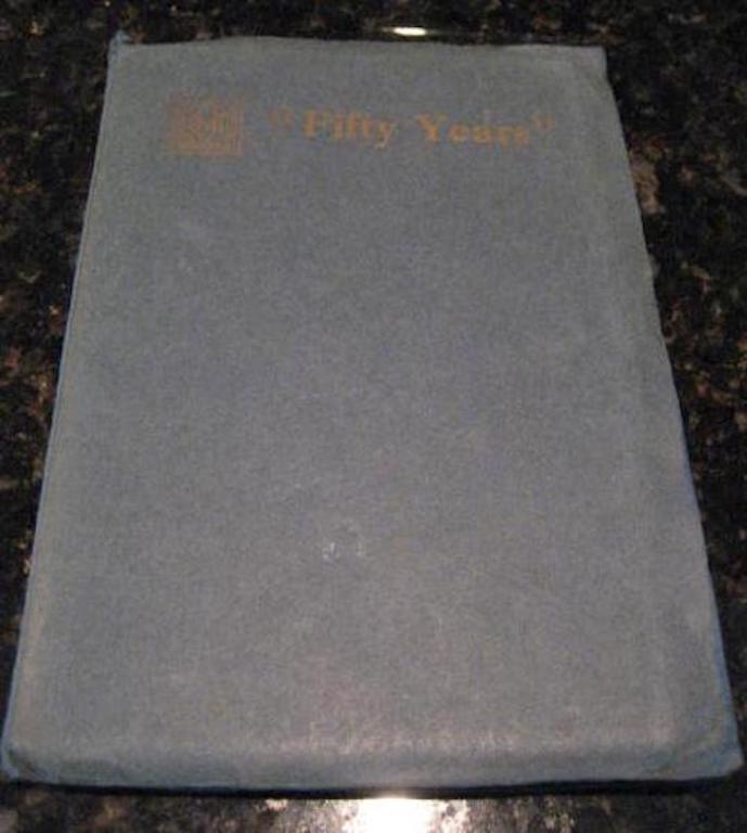 Fifty Years Mothers' Union History England Illust, N/a