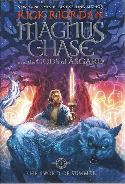 Magnus Chase and the Gods of Asgard, Book 1: The Sword of Summer, Riordan, Rick