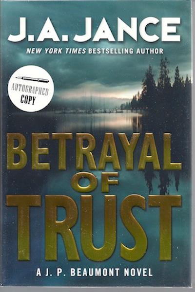 Betrayal of Trust: A J. P. Beaumont Novel (J. P. Beaumont Mysteries)
