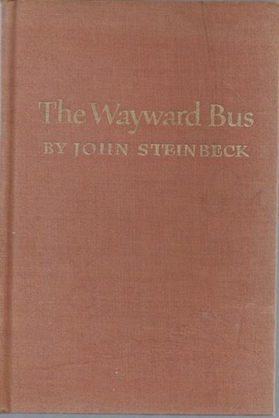 The Wayward Bus (1947 FIRST EDITION), John Steinbeck