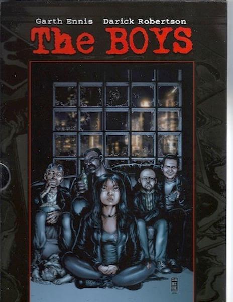 The Boys Definitive Edition II, Ennis, Garth; Robertson, Darick [Illustrator]