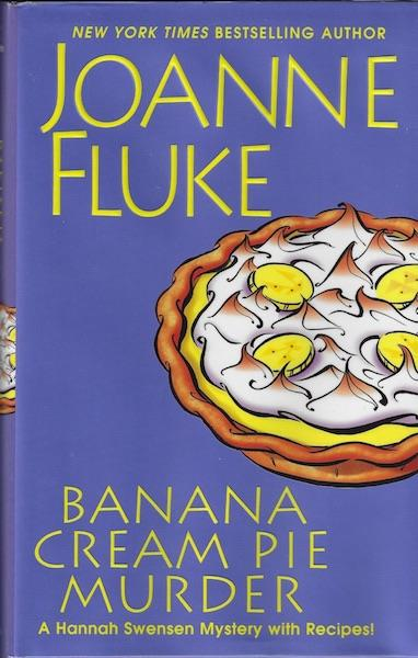 Banana Cream Pie Murder (A Hannah Swensen Mystery), Fluke, Joanne